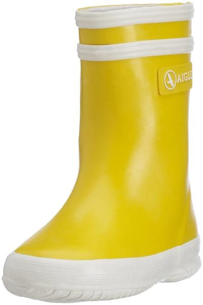 Aigle Baby Flac yellow