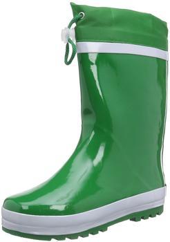 Playshoes Gummistiefel Basic gefüttert (189330) grün