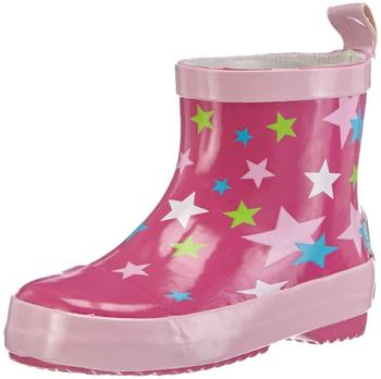 Playshoes Gummistiefel Sterne nieder (180368) pink