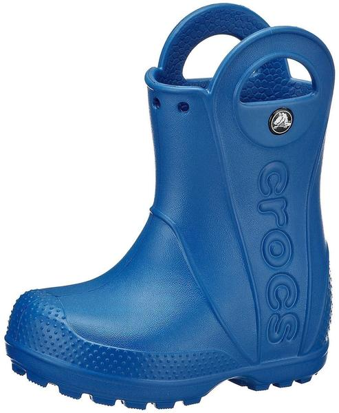 Crocs Kids Handle It Rain Boot sea blue