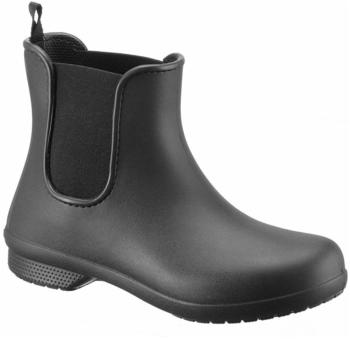 Crocs Women's Freesail Chelsea Boot black/black