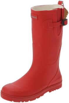Aigle Woody Pop Cerise red