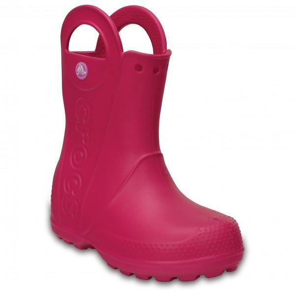 Crocs Handle It Rain Boot K candy pink