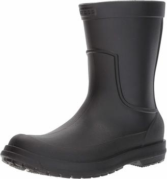 Crocs AllCast Rain Boot M black