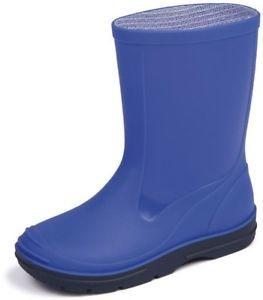 Beck Basic Regenstiefel royal