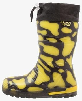 Lurchi Platschi black yellow