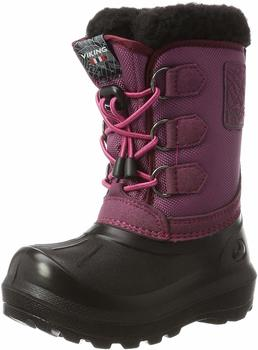 Viking Istind dark pink/black