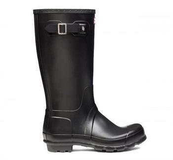 Hunter Men's Original Tall Wellington Boots black
