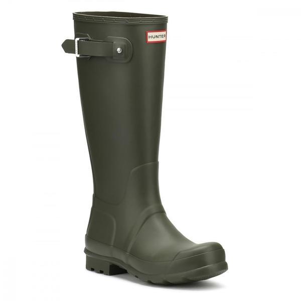 Hunter Men's Original Tall Wellington Boots dark olive