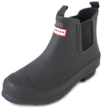 Hunter Original Kids Chelsea Boots black