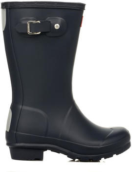 Hunter Original Kids Wellington Boots navy