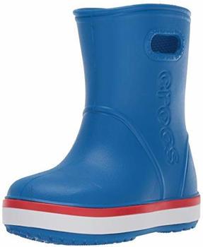 Crocs Kids Crocband Rain Boot bright cobalt/flame
