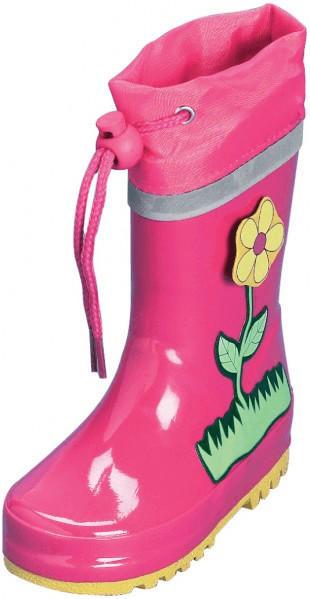 Playshoes Gummistiefel Blumen (185743)