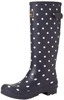 Joules Wellyprint (202844) french navy spot