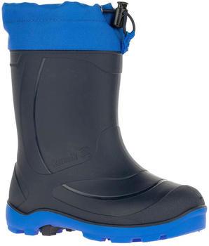 Kamik Snobuster1 (Juniors) (AK4155) blue