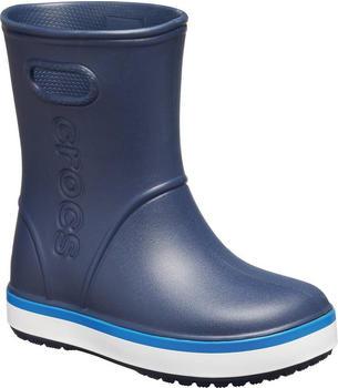 Crocs Kids Crocband Rain Boot navy/bright cobalt