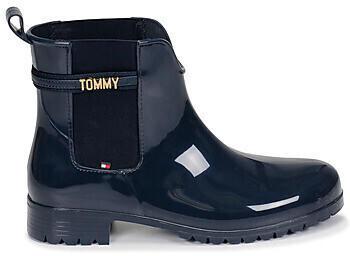 Tommy Hilfiger Block Branding Rainboot desert sky