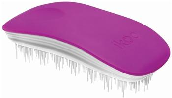ikoo Paradise Collection Home Brush - White Sugar Plum
