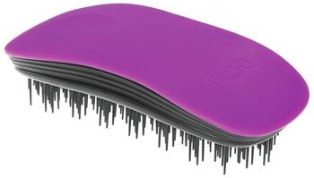 ikoo Paradise Collection Home Brush - Black Sugar Plum