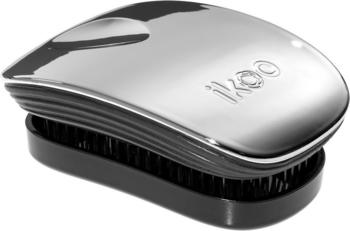 ikoo Metallic Pocket Brush Black Oyster