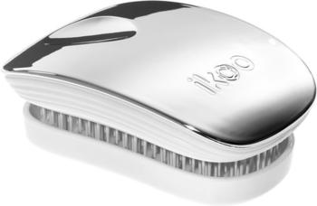 ikoo Metallic Pocket Brush White Oyster