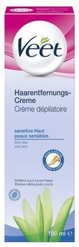 Veet Haarentfernungs-Creme Sensible Haut 100 ml