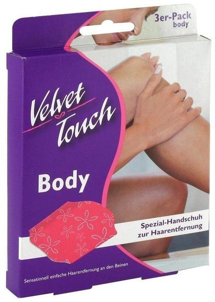 Velvet Touch Body 3er Set