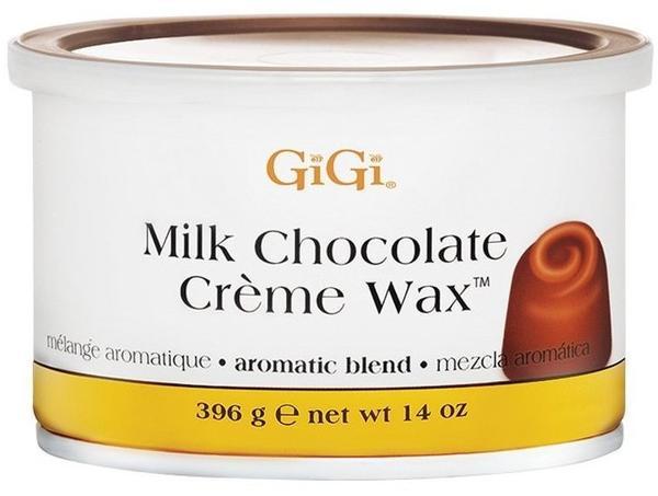 Gigi Creme Wax Milk Chocolate 396 g
