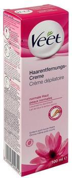 Veet Haarentfernungscreme normale Haut (100ml)