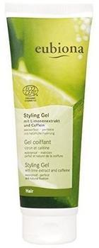 Eubiona Hair Styling Gel mit Limonenextrakt und Coffein