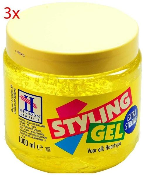 Newstyle Hegron Wet Look 3 x 1000 ml