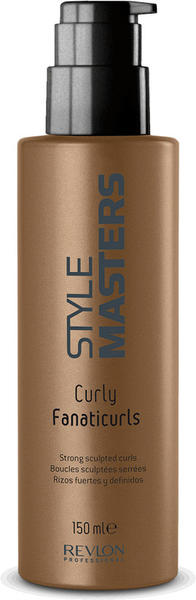 Revlon Style Masters Curly Fanaticurls Strong (150ml)