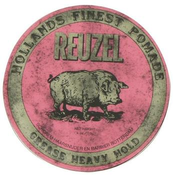Reuzel Pink Grease Heavy Hold Pomade (113g)