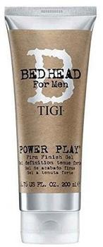 Tigi Bed Head For Men Power Play Finish Gel (200ml)