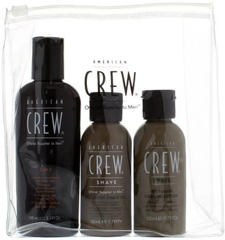 American Crew Classic Travel Grooming Kit