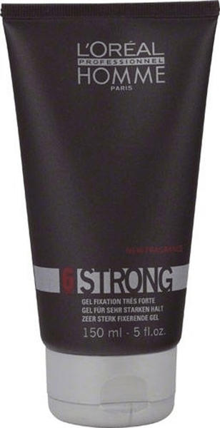 L'Oréal Professional Homme Strong Hold Gel (150ml)