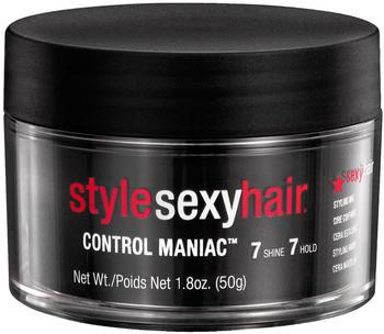 sexyhair Short Control Maniac Wax 50 ml