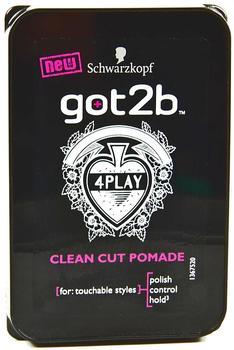 got2b 4play Clean Cut Pomade 2 x 100 ml