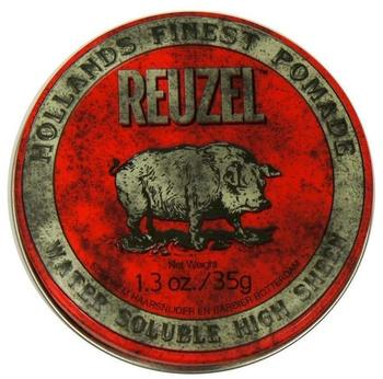 Reuzel Red Water Soluble High Sheen Pomade (35g)