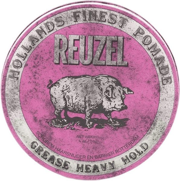 Reuzel Pink Grease Heavy Hold Pomade (35g)