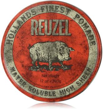 Reuzel Red Water Soluble High Sheen Pomade (340g)