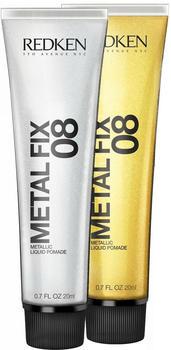 Redken Fashion Collection Metal Fix 08 (2 x 20ml)