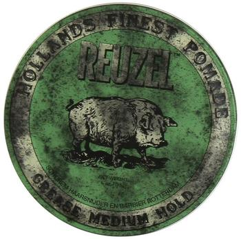 Reuzel Green Grease Medium Hold Pomade (113g)