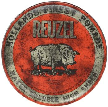 Reuzel Red Water Soluble High Sheen Pomade (113g)