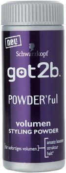 got2be Powder' ful Volumen Styling (10g)