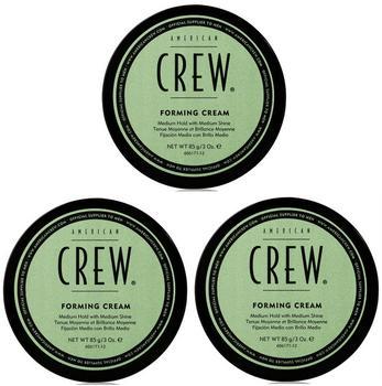 American Crew Forming Cream 3 X 85g - 255g