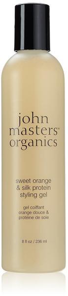 John Masters Organics Sweet Orange & Silk Protein Styling Gel (236ml)