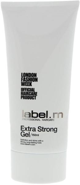 Label m Label.M Extra Strong Gel 150 ml