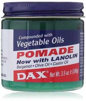 DAX Pomade mit Lanolin und Vegetable OIl