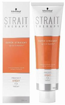 Schwarzkopf Strait Therapy 0 widerstandsfähiges Haar (300ml)
